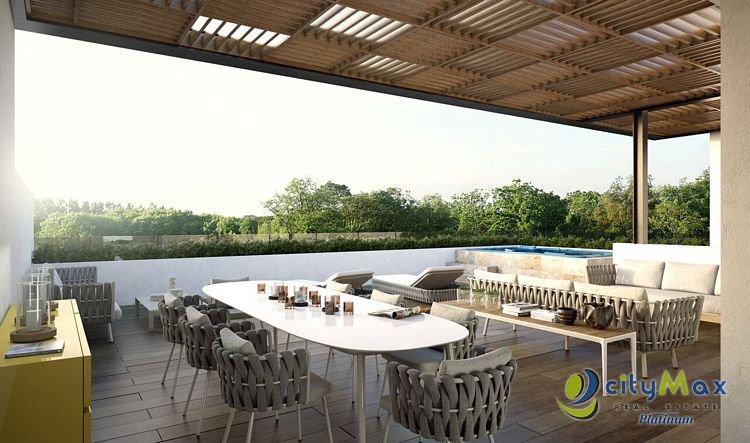 Apartamento en venta 3H/3.5B Il Lago at Cap Cana