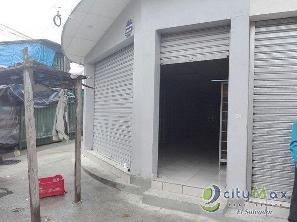 citymax Renta Local Comercial para farmacia Soyapango