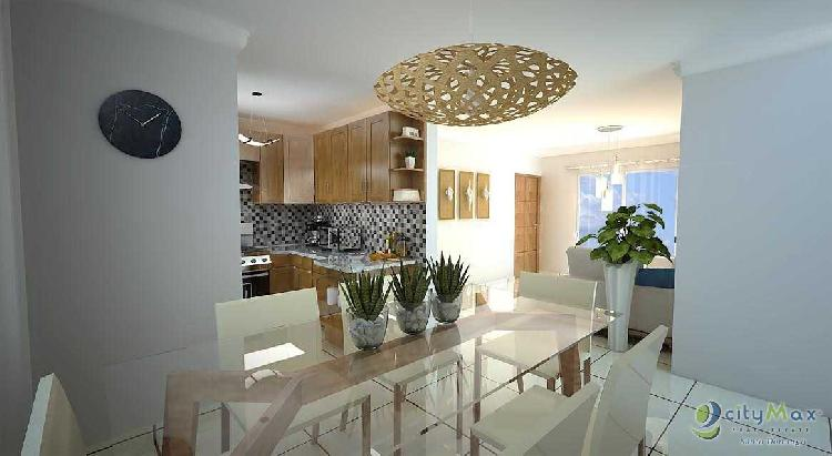 Apartamento en Venta 3 Habitaciones en Aut San Isidro