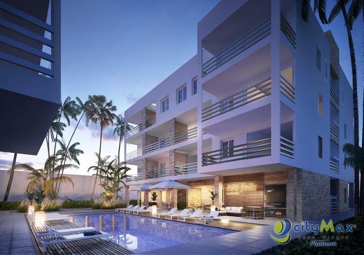 Penthouse en VENTA! 3Hab/2B en Los Corales, Bavaro
