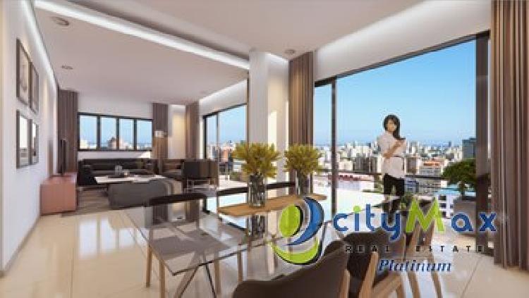 cityMax tiene apartamento en venta, Naco Santo Domingo