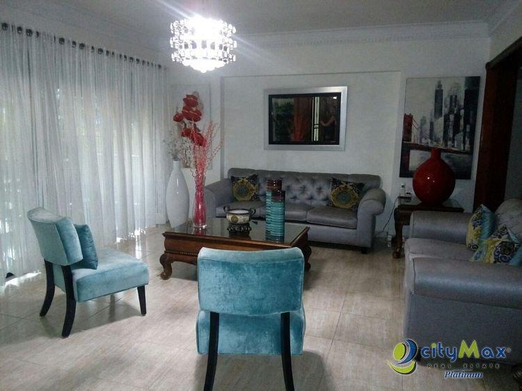 CityMax Platinum Apartamento Amueblado El Vergel 3hab.