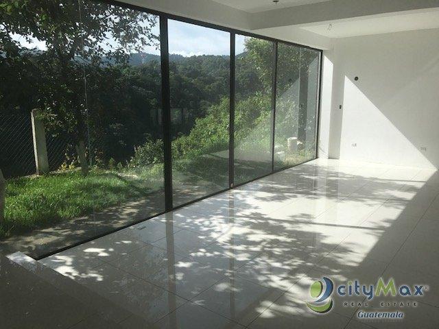 CityMax vende casa en Puerta de Hierro zona 16 Guate