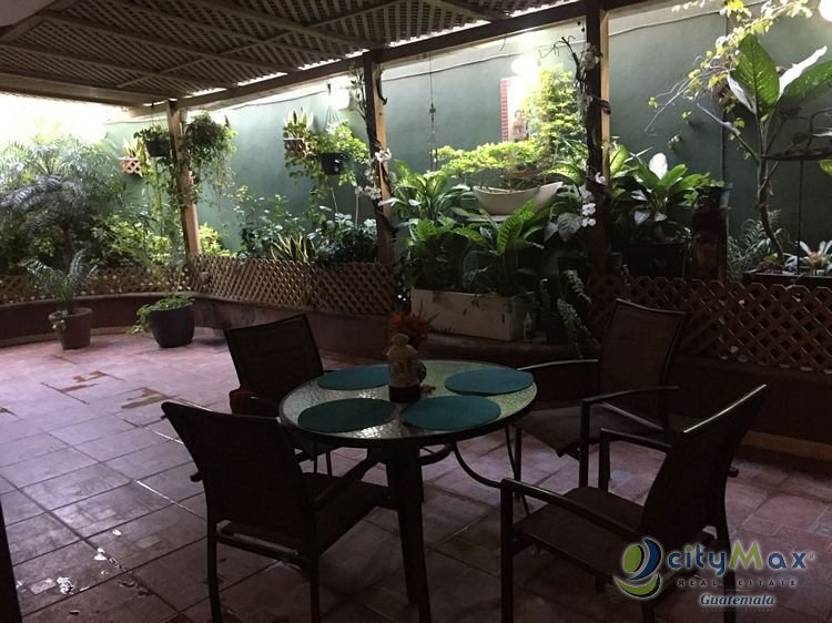 Apartamento en primer nivel en venta  zona 14 Guatemala