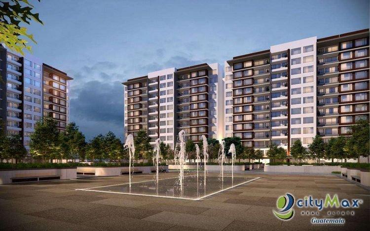 Venta de Apartamento En Construccion Zona 14  CITYMAX