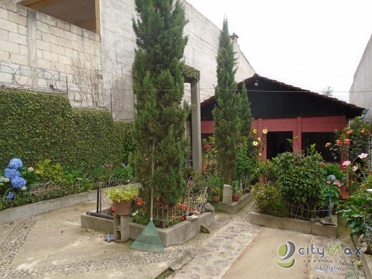 ¡CityMax Antigua Promueve Casa en Renta en San Lucas!