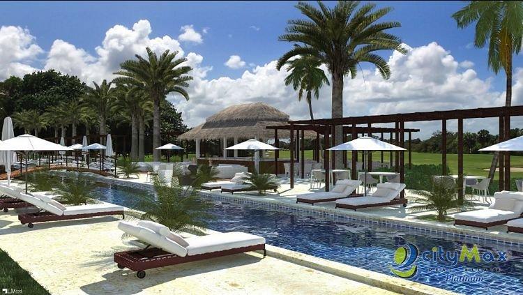 Penthouse en Venta! 1H/2B Cana Rock Star Punta Cana