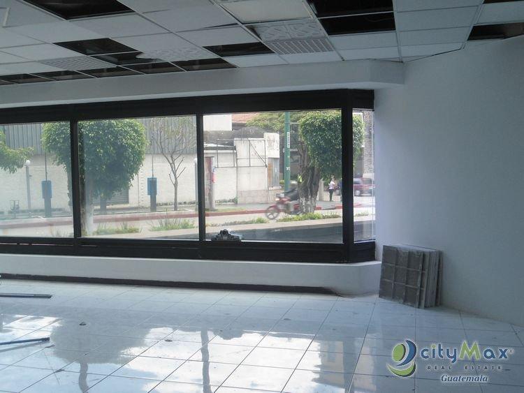 Local comercial en renta en zona 10 Ciudad de Guatemala
