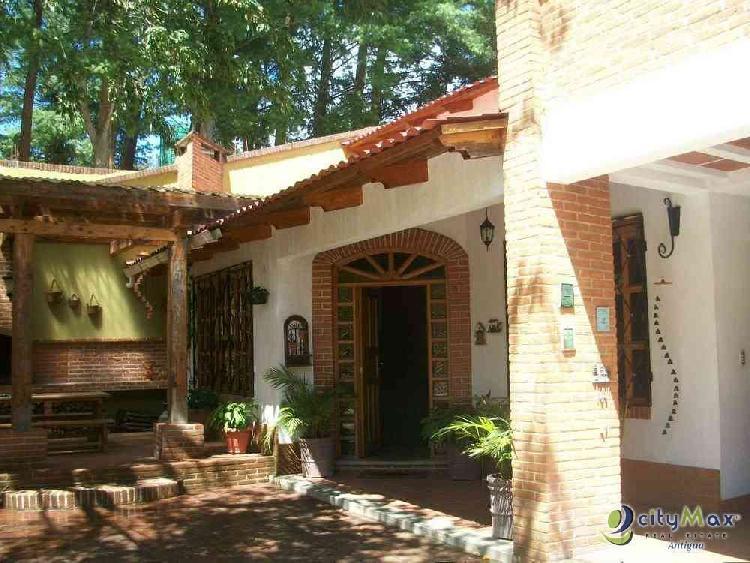 ¡Citymax vende casa El Ensueño San Lucas Sacatepequez!