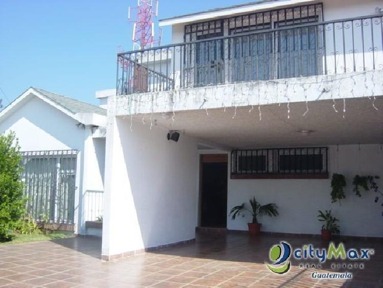 Casa en venta en Monte María 3, zona 12 Guatemala