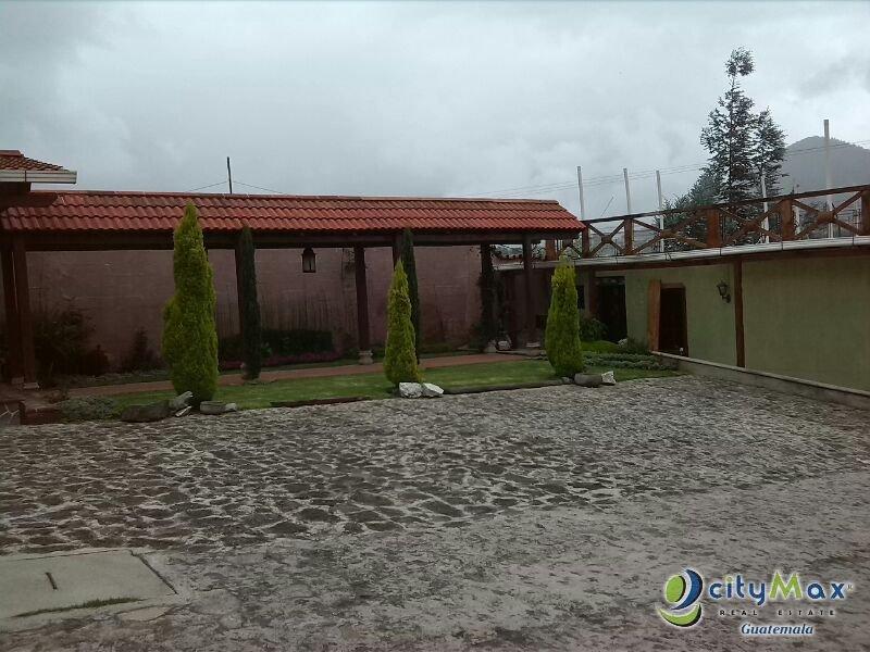 Alquilo terreno en Salcajá Quetzaltenango