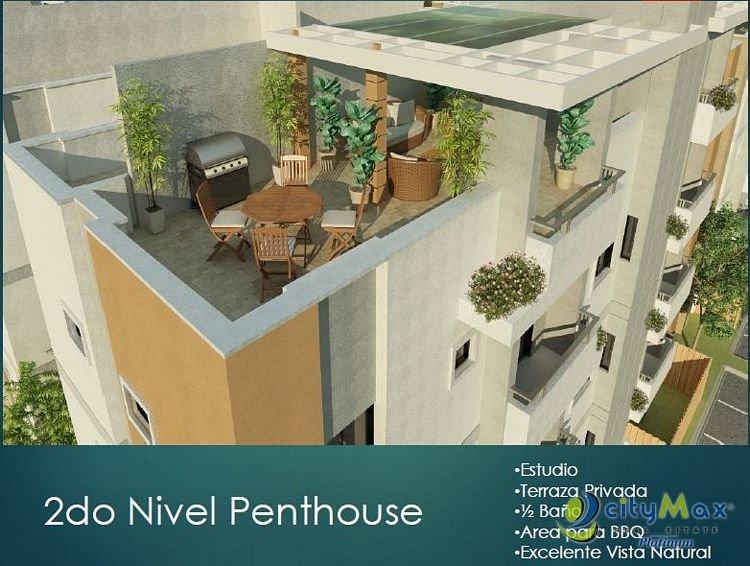 cityMax Vende Penthouse en Av Independencia
