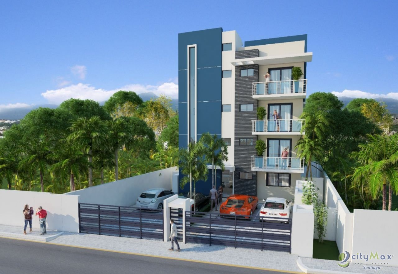 Apartamentos en VENTA en Los Álamos Santiago