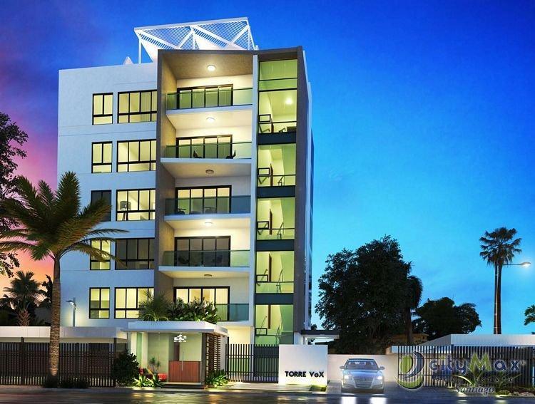 Torre de Apartamentos en Venta en Villa Olga Santiago