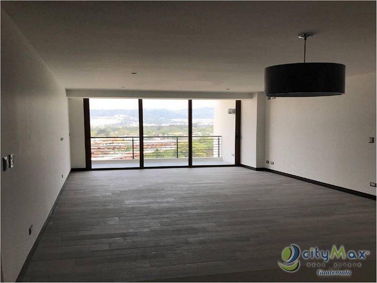 CITYMAX renta apartamento nuevo en zona 16 Guatemala
