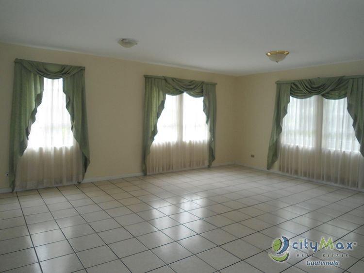Rento apartamento en zona 13