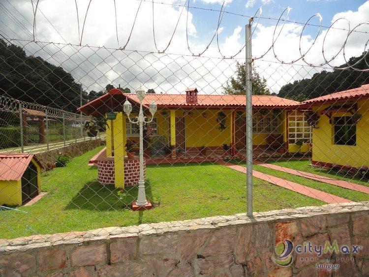 CASA TIPO GRANJA EN VENTA EN TECPAN, GUATEMALA