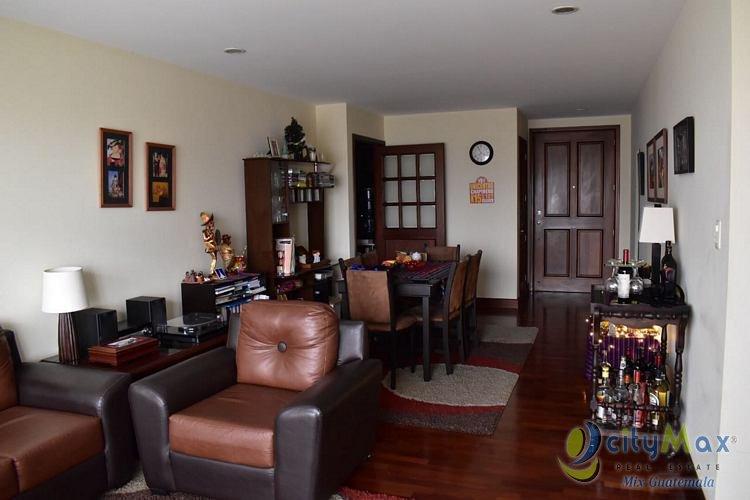 Rento Apartamento Amueblado en Zona 10 Ciudad Guatemala