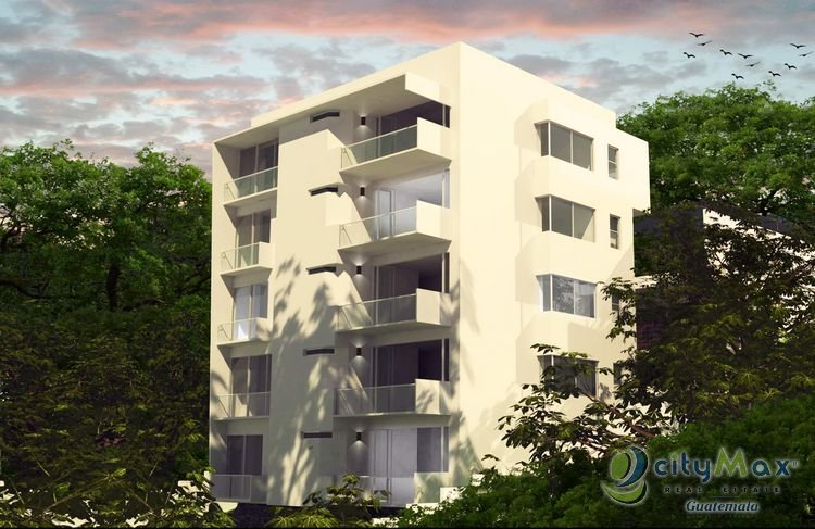 CityMax vende apartamento boutique en Oakland zona 10