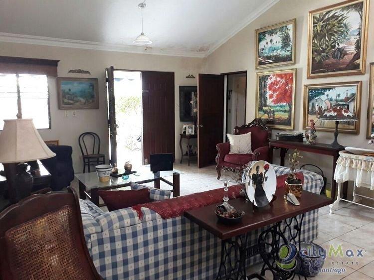 Casa en venta en El Despertar Santiago.
