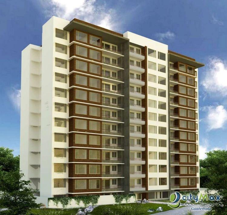 CITYMAX Vende Apartamento en zona 14 en Construcción