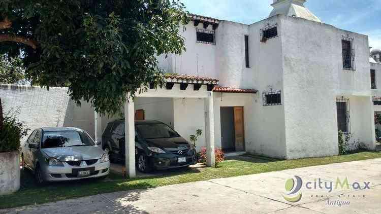 vendo casa en San Bartolomé Milpas Altas, Sacatepéquez