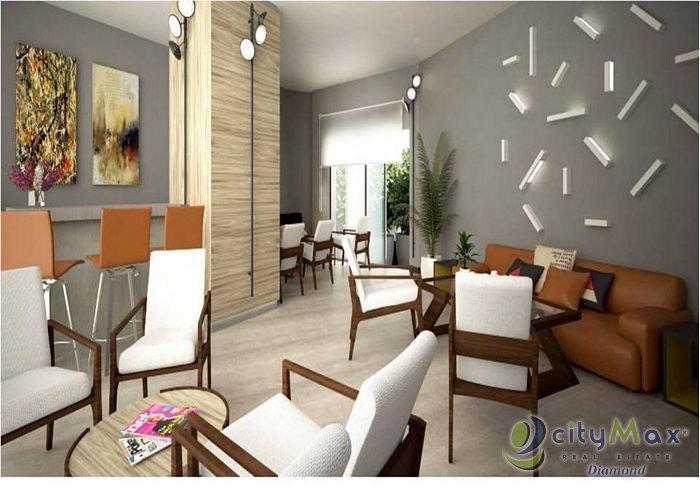 CITYMAX DIAMOND En z.15 apartamento planos primer nivel