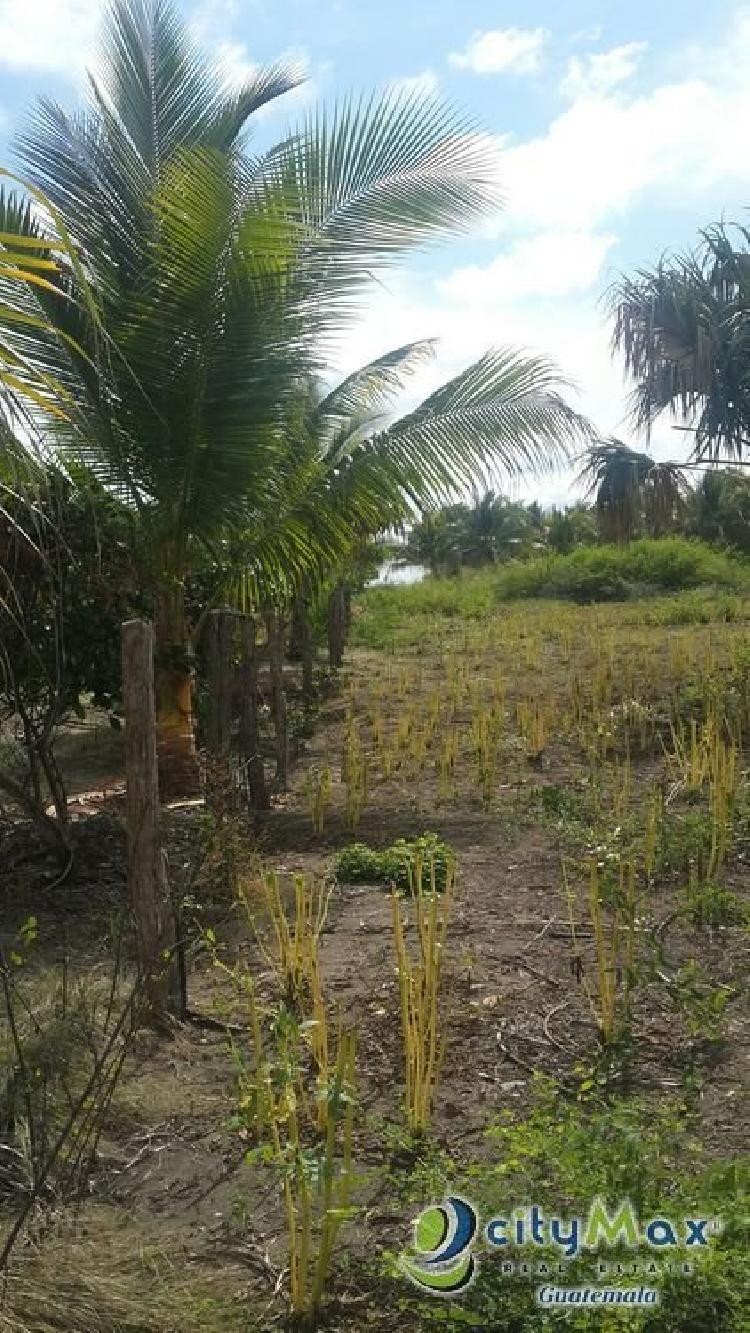 cityMax vende terreno en Escuintla