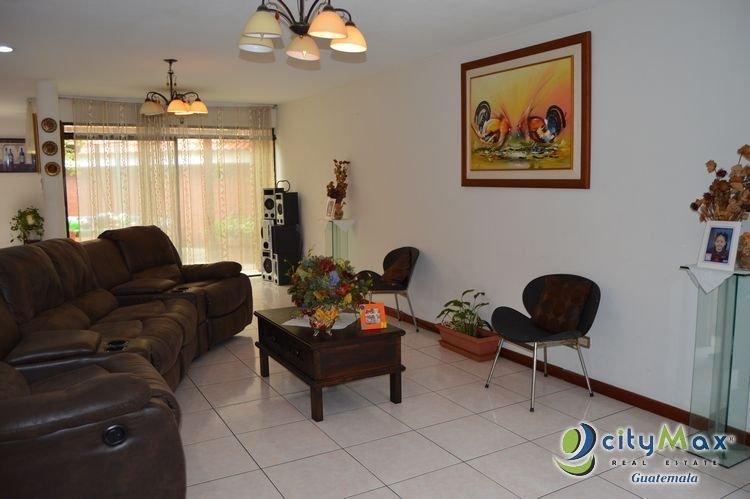 CityMax vende casa EN ZONA 10 GUATEMALA