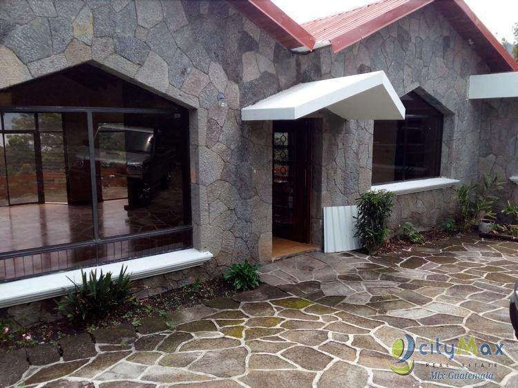 Casa Vacacional en Venta en San Lucas Toliman