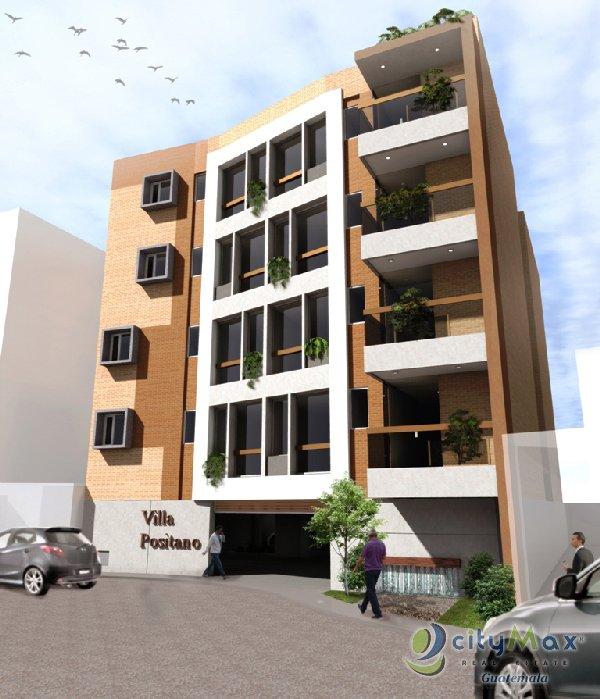 CityMax vende! apartamento en avenida hincapié zona 13