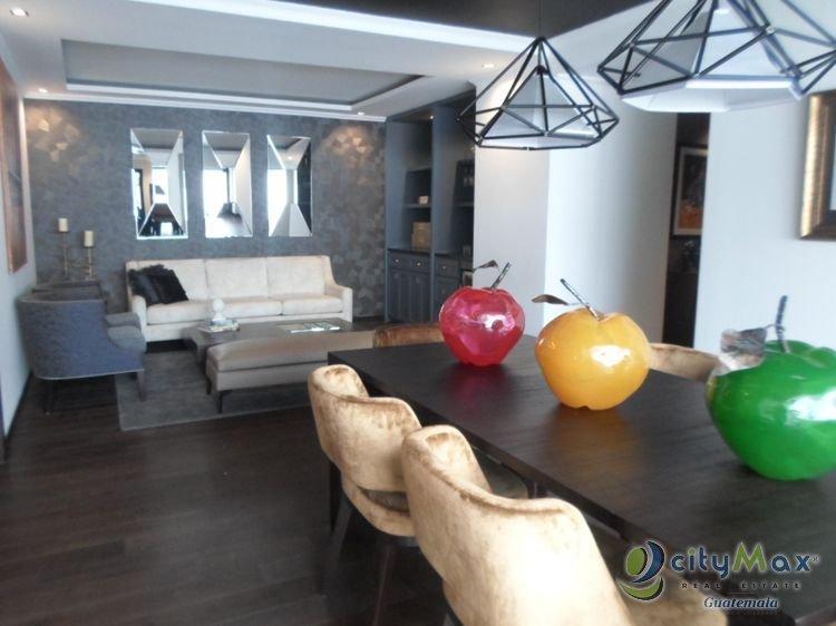 Apartamento en Venta Zona 14 Ciudad Guatemala CITYMAX