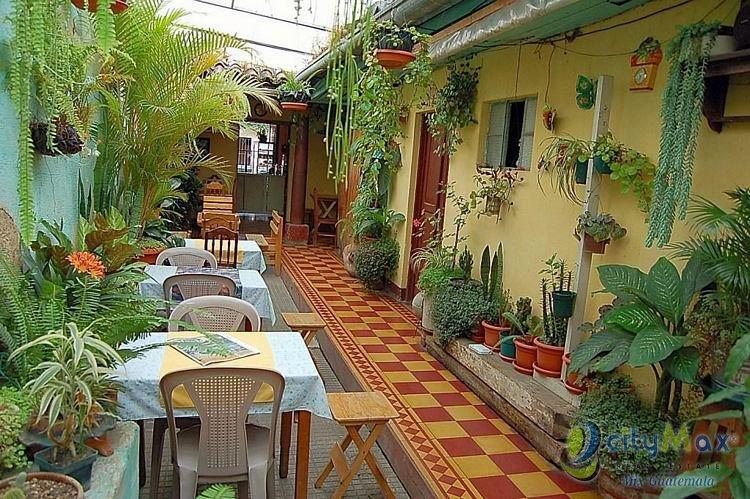 Vendo Casa en el Centro de Antigua Guatemala