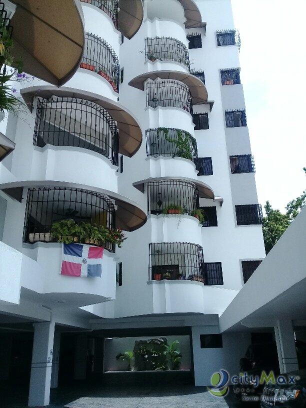 Apartamento Amueblado en alquiler en  Evaristo Morales