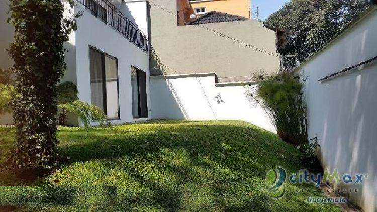 Vendo y rento hermosa casa en San Lucas