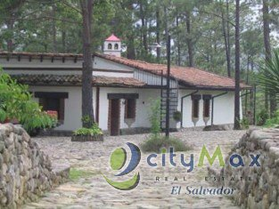 citymax vende hermosa casa de campo en Chalatenango