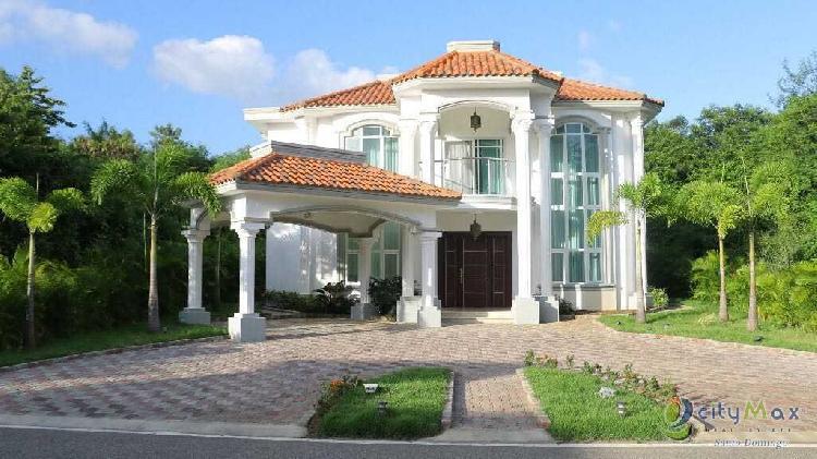 Citymax Renta Villa amueblada en Playa Nueva Romana