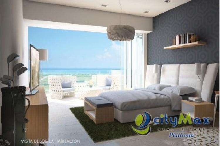 Apartamento de Venta en 7Mares Cap Cana: 3H/3.5B