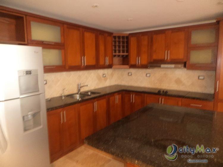 CITYMAX Alquila apartamento en zona 15 Guatemala