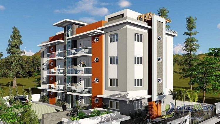 Apartamento en Venta en Santiago de los Caballeros.