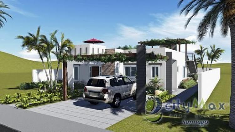 Villa Playa en venta Sosua , Puerto Plata.