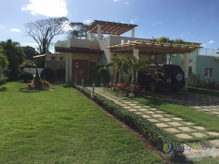Villa en venta en Sosua, Puerto Plata