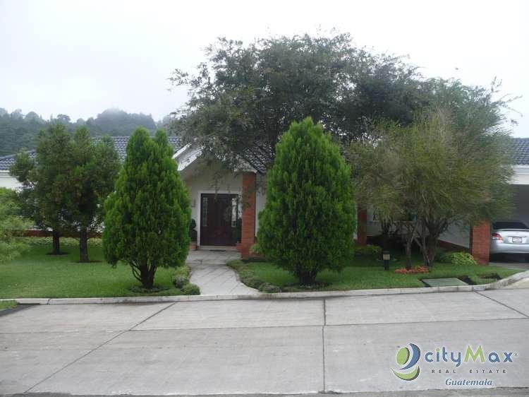 Casa en venta o renta en Casa y Campo Km 23 Guatemala