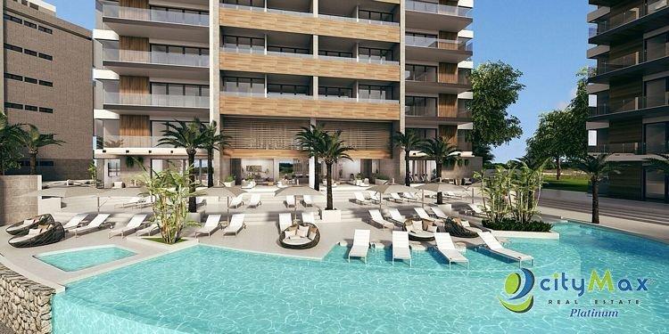 Apartamento en venta 2H/2B en Il Lago at Cap Cana