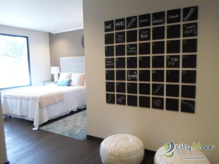 Apartamento en Construccion en la Zona 14 Vende CITYMAX