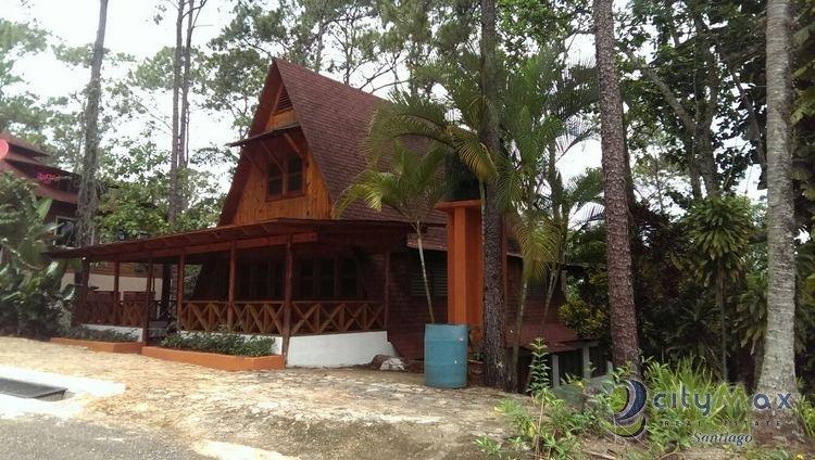 Vendo villa en los alpes jarabacoa república dominicana
