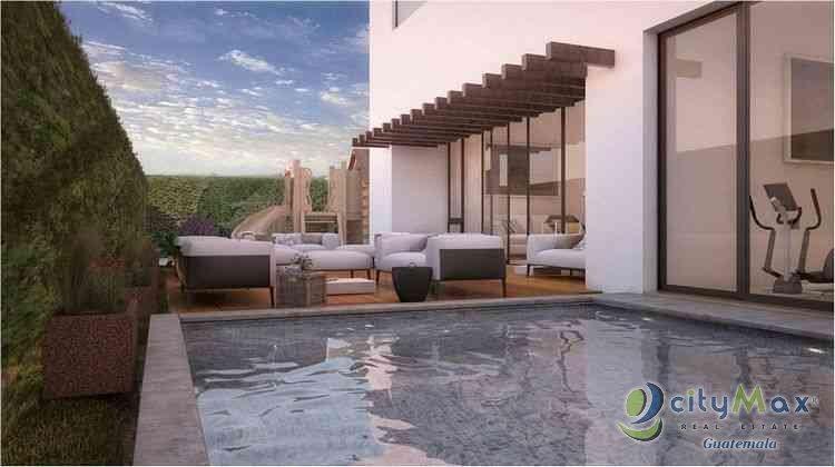 CityMax Vende Pent House en Cosntrucción zona 10!!