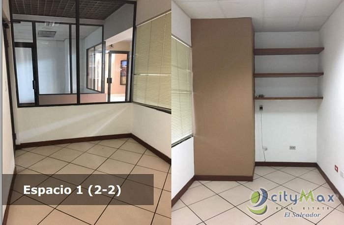 Oficina en Alquiler en Edificio Comercial en Zona UCA