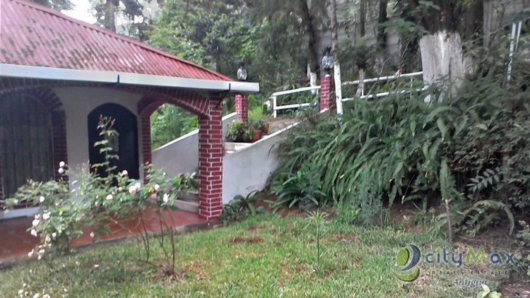 ¡CityMax Promueve casa en renta camino a la Antigua!