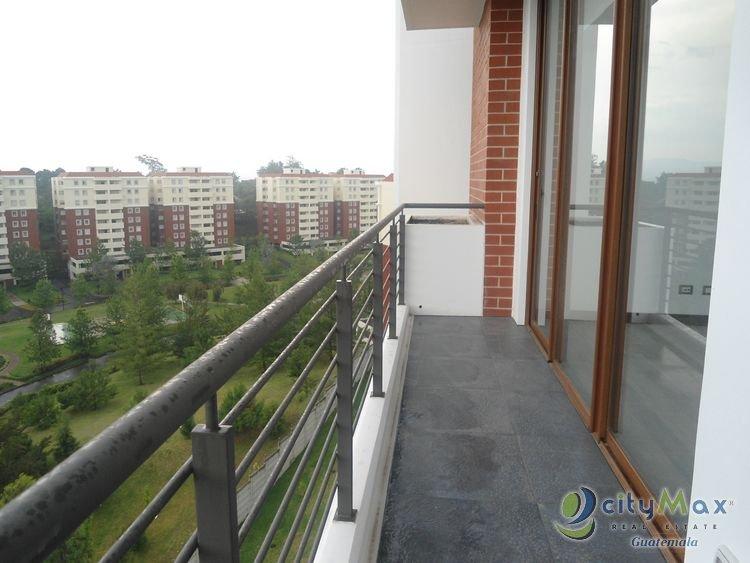 Apartamento de 2 habitaciones en renta en zona 16 Guate